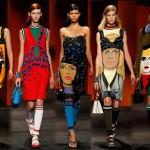 Модные тенденции весны 2014 года