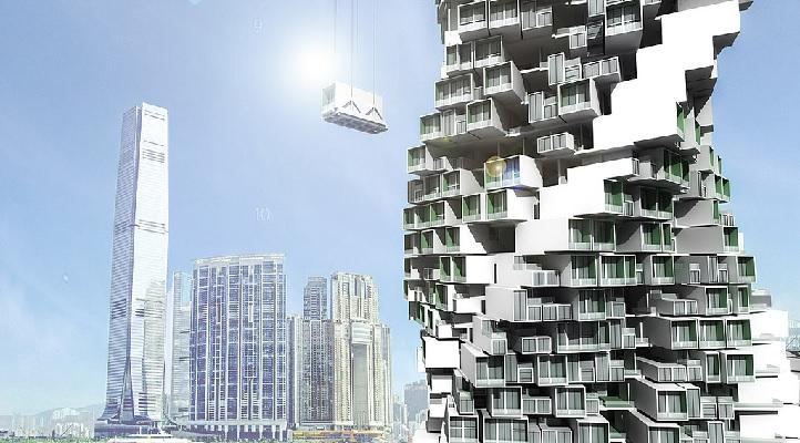 Модульное жилье