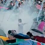 Гонконг 2014: два взгляда