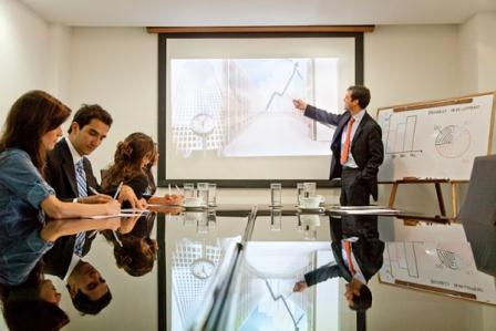 как подготовить презентацию