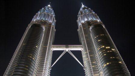 башня петронас 1