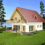 Дома в Чехии – у водохранилища Липно строят апартаменты за 7,5 млн крон
