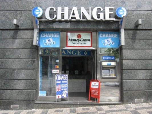 поменять деньги за границей