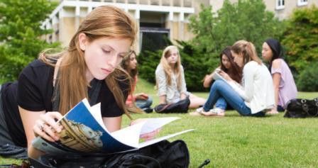 работа для студента за границей