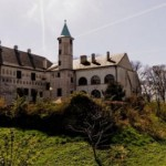 Купить средневековый замок в Чехии в 35 км от Праги можно «всего» за 22 млн крон