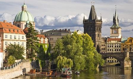 приобретение недвижимости в Чехии
