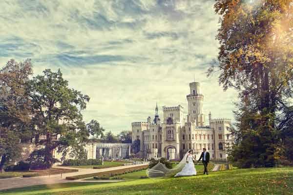 Свадьба-в-чешском-замке