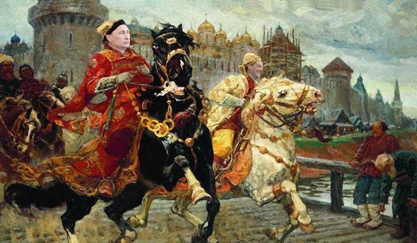 Опричники-России