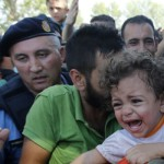 Хорватия стала новыми воротами для беженцев