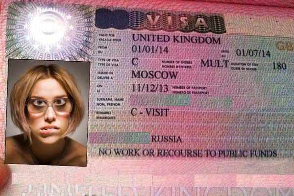 Виза в Великобританию 2014