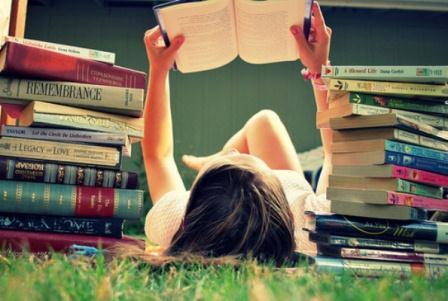 Картинки по запросу читать книги