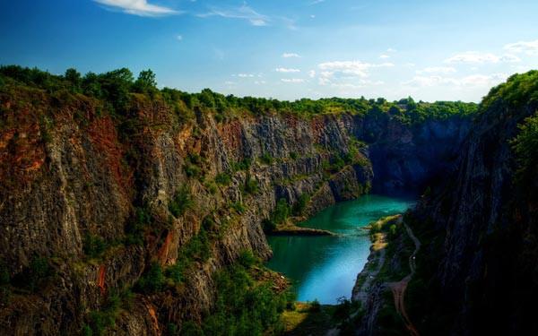 Природа-в-Чехии