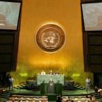 Генассамблея ООН чешским СМИ не интересна
